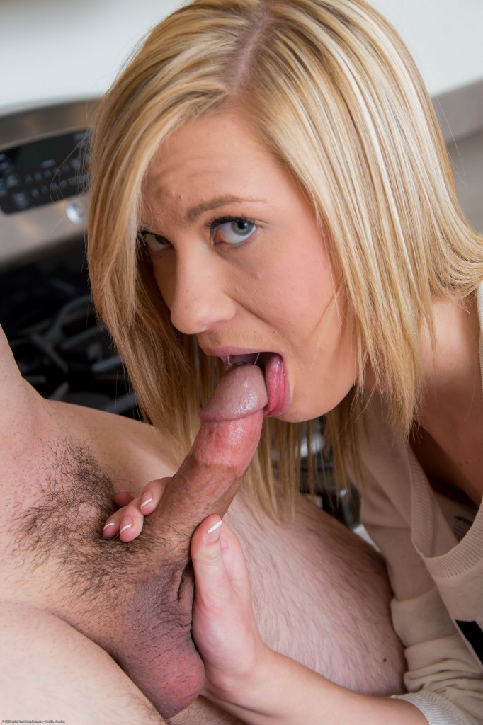 Blond Blowjob